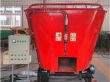 3立方牵引移动式TMR饲料搅拌车