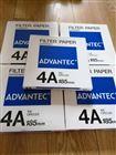 代理ADVANTEC东洋4A定性滤纸185mm直径