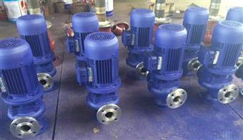 GW立式管道排污泵