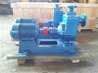 ZW型自吸式涡流无堵塞排污泵