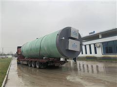 污水提升泵站韶关一体化预制泵站哪个厂商好