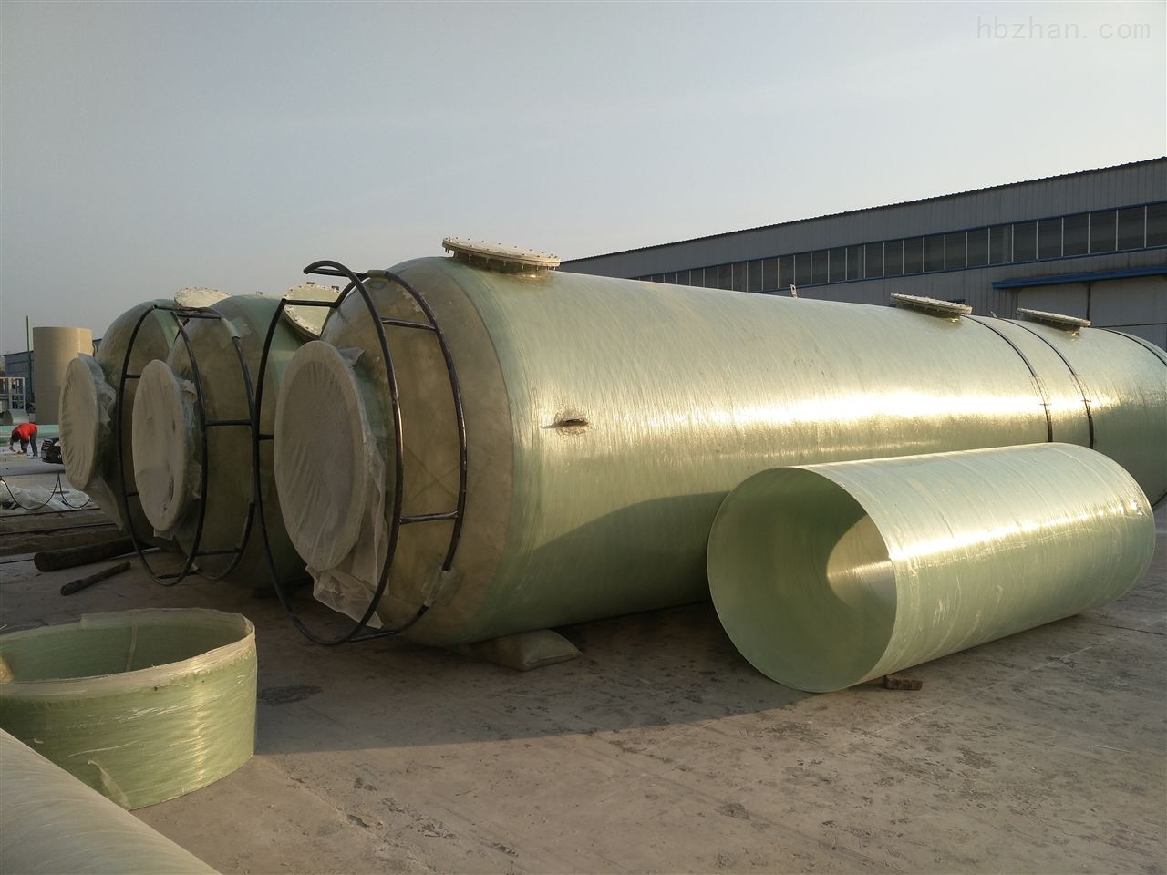贵州玻璃钢排水管道厂家