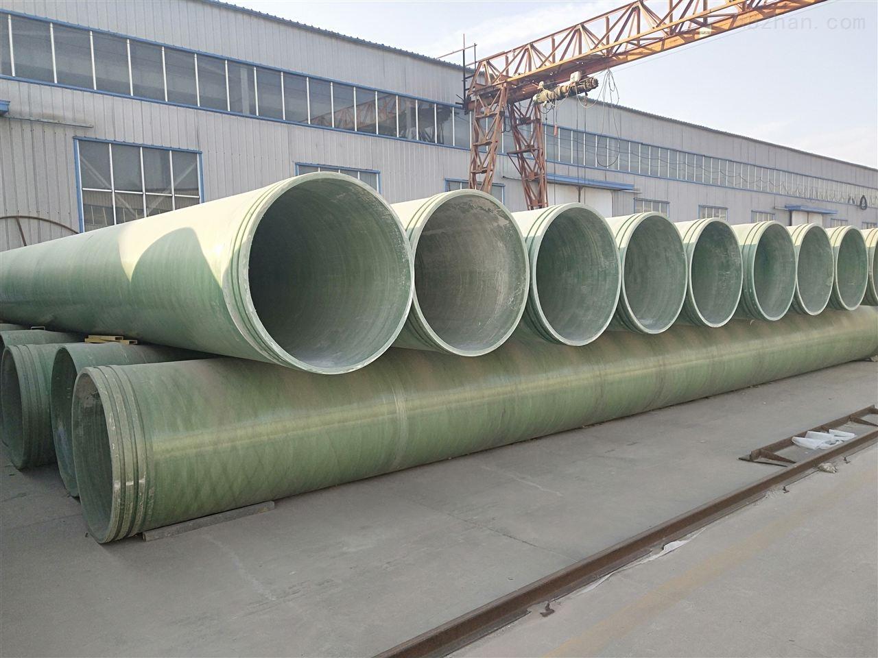 衢州玻璃钢夹砂管多少钱