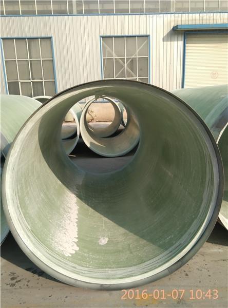 龙岩玻璃钢缠绕夹砂管道价格