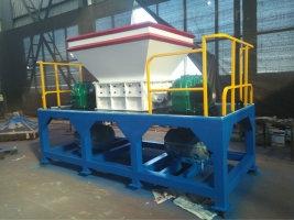 垃圾粉碎机型号生产线工艺流程mnbv