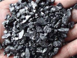 厂家批发多粒度规格齐全水处理无烟煤滤料