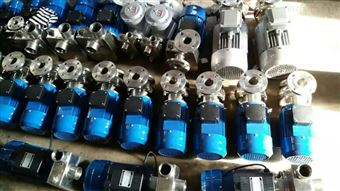 HBF無堵塞小型不銹鋼離心泵