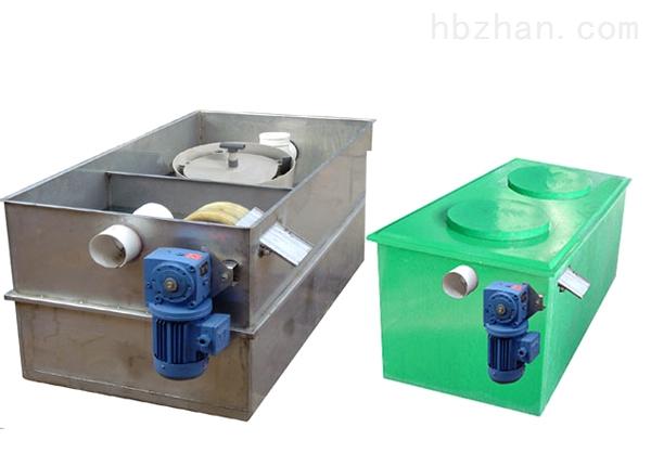 餐饮油水分离装置供应厂家
