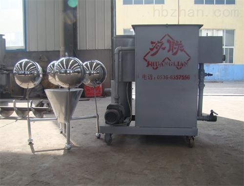山东移动式浮油吸收器