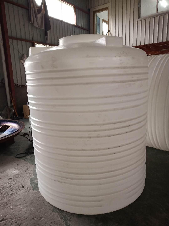 淄博3吨塑料化工桶  外加剂储罐