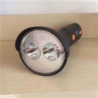 BYL-03A手持强光电筒灯磁力吸附灯带电量显示工作灯