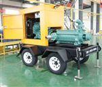 多级式柴油机水泵机组