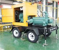 拖车式移动排水泵站