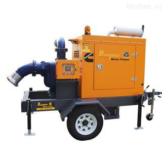 防汛排涝移动式泵车