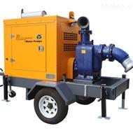 移动式防汛泵车