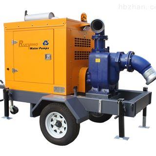 移動式防汛排水泵車
