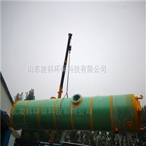 临安一体化提升泵站 预制泵站 污水提升设备