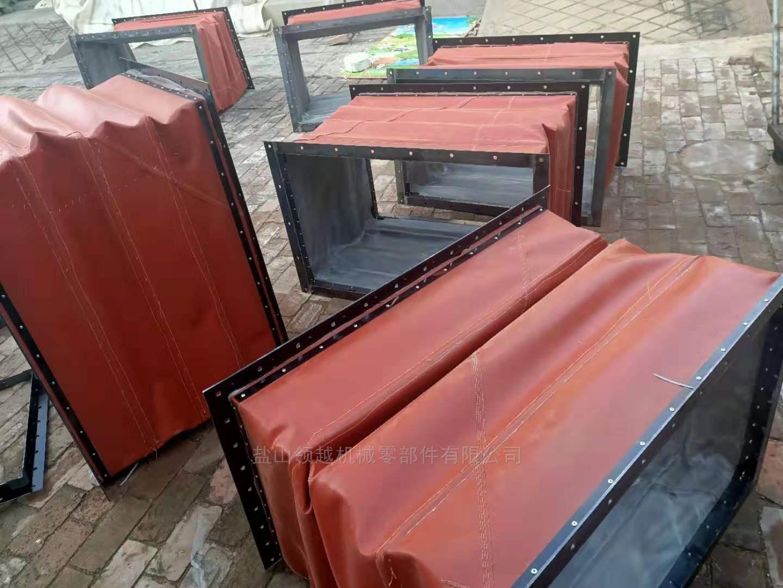 固體粉塵輸送耐磨帆布軟連接