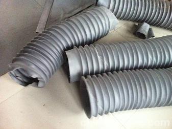 耐磨钢丝骨架除尘通风管价格