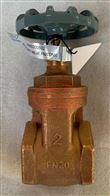Z15W青铜丝口闸阀