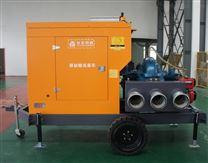 自吸式灌溉移动泵车