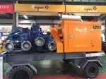 厂家直销3000方大流量移动防汛泵车