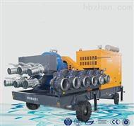 3000方真空辅助自吸式防汛泵车