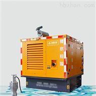 防汛抢险泵车