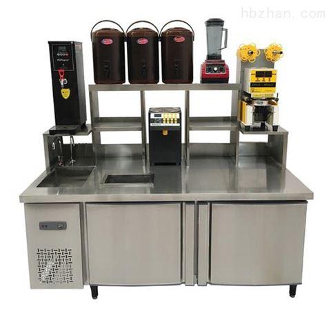 奶茶店的全套设备多少钱