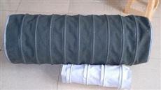 水泥卸料专用耐磨帆布伸缩布袋