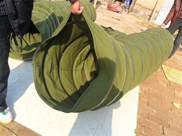 耐酸碱帆布水泥卸料布袋 定做