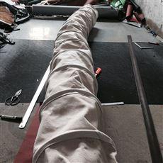 帆布耐磨输送伸缩布袋 生产厂家