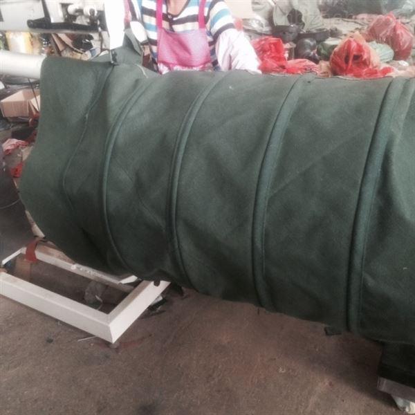 干燥粉除尘帆布伸缩布袋  厂家生产