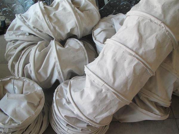 伸缩帆布耐磨水泥卸料布袋 规格定做