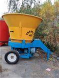 60养殖场圆捆粉碎机 秸秆破捆机厂家