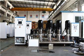EQG变频供水设备