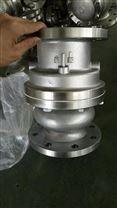 ZSGP不锈钢管道式气动阀温州厂家