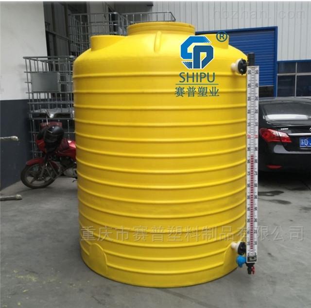 10吨盐酸储罐 耐酸碱塑料桶批发