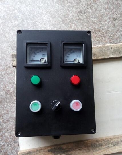 FZC-A2B1K1G三防操作控制箱壁挂式按钮盒