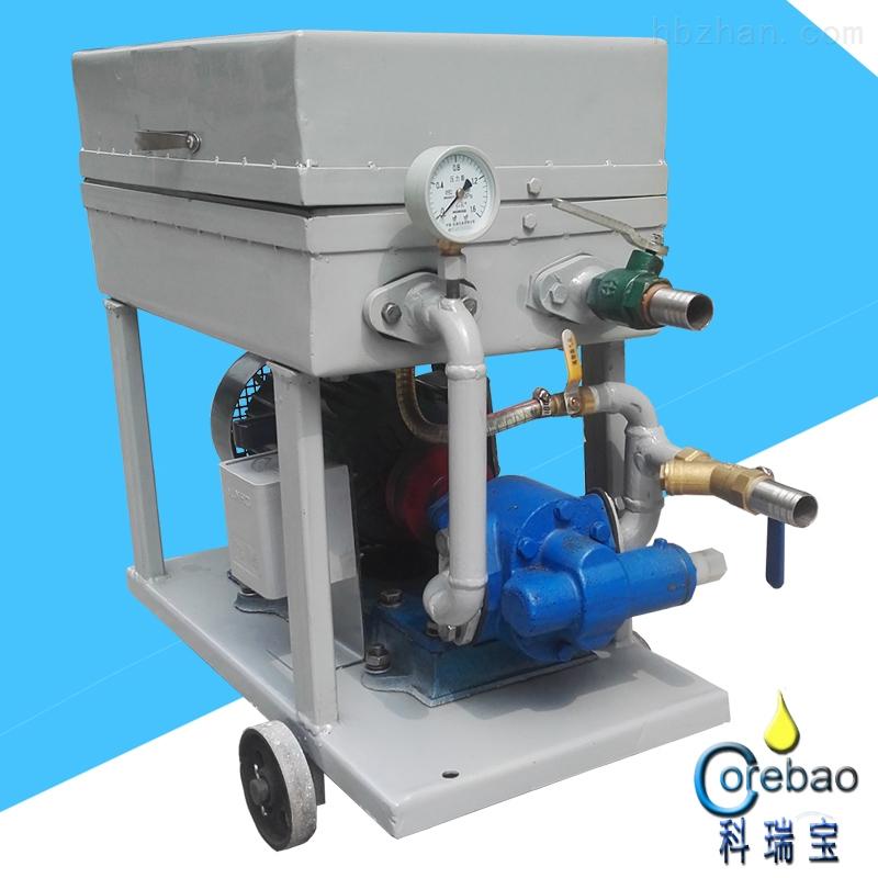 喜訊:科瑞寶濾油機成功交付給徐州常青生物科技有限公司關鍵設備一臺