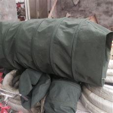 安徽水泥散装颗粒输送帆布伸缩布袋报价