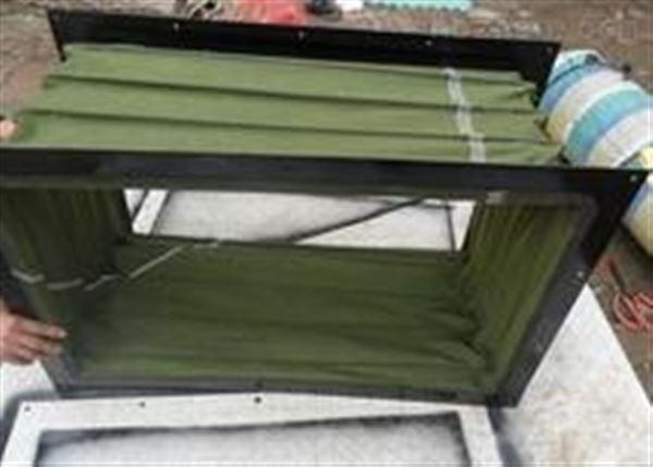 锅炉耐高温通风软连接 常年生产