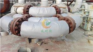 VNC-69管道保温可拆卸管道弯头保温套(衣)