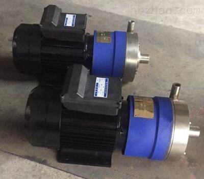 CQ不鏽鋼磁力泵