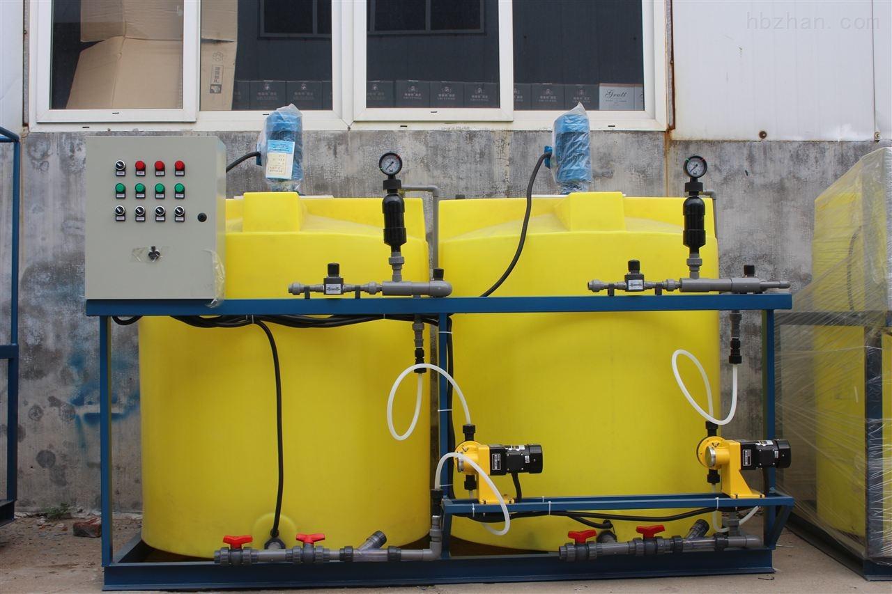 河南加药装置PAC PAM成套设备