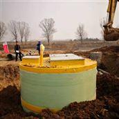 lk呼和浩特地埋式一体化预制泵站污水处理成套设备