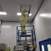 食品厂洁净厂房检测