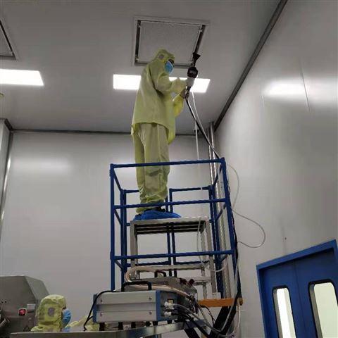 過濾器檢漏技術
