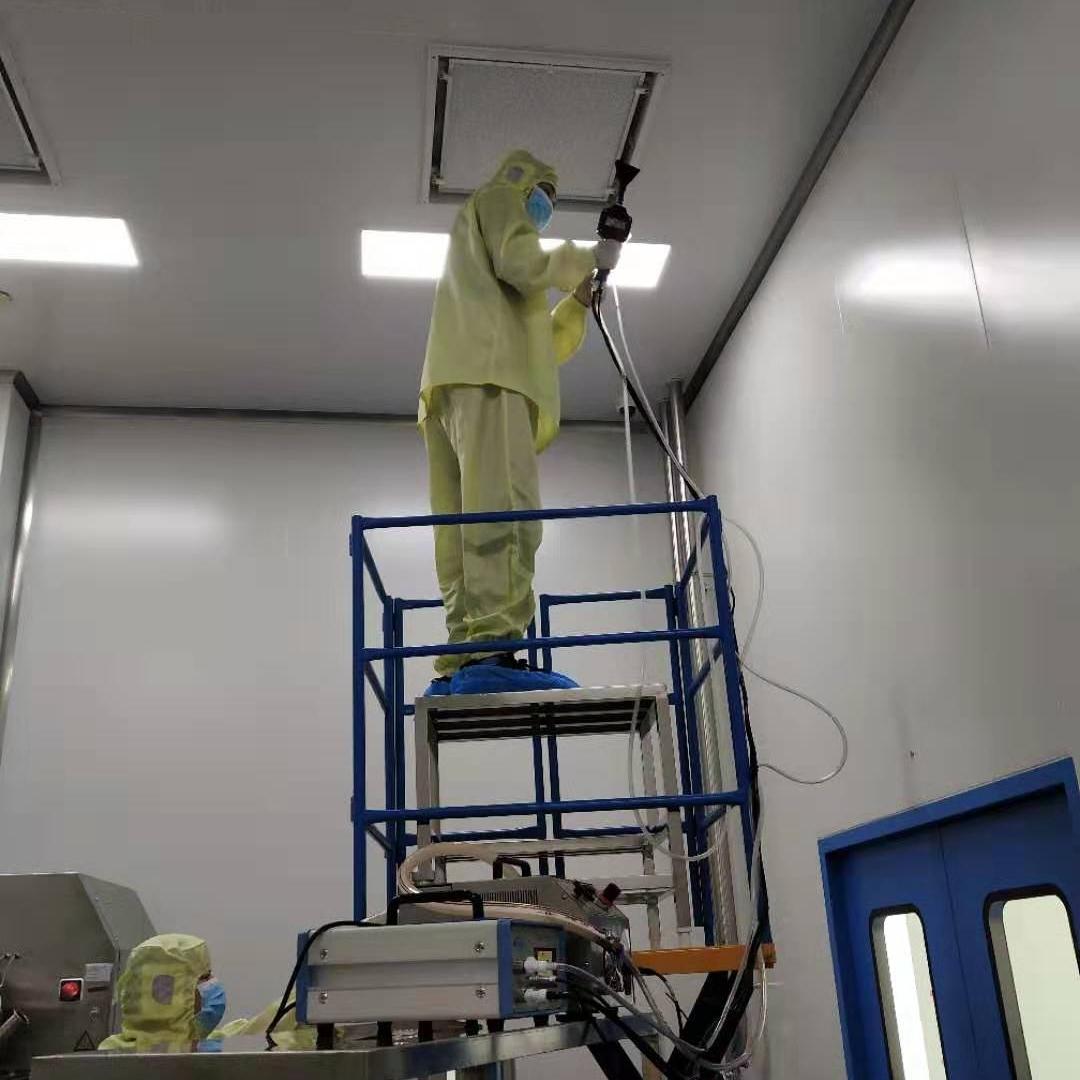第三方洁净室检测机构