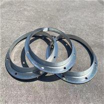 广州螺旋风管厂家供应各种规格法兰弯头马鞍